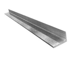 Отделка края вывески алюминиевым уголком 30х30 мм.